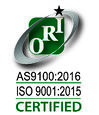 AS9100-2016 + ISO 9001-2015